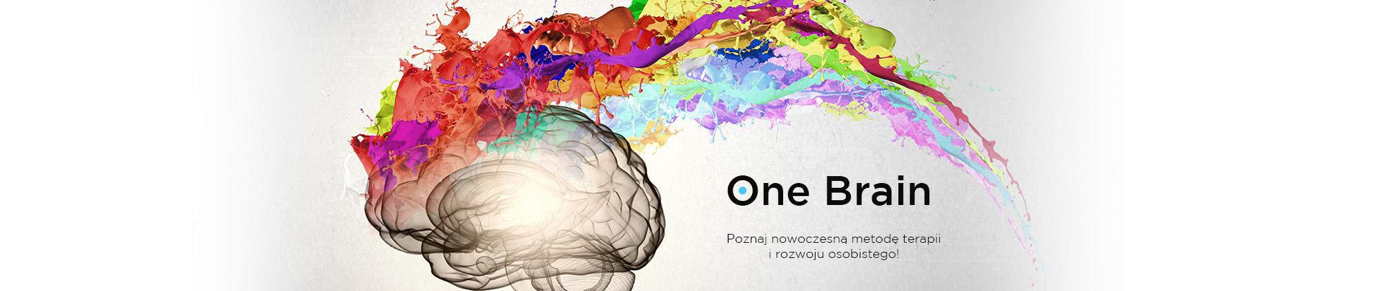 Terapia One brain, stres i leczenie - Małgorzata Radomska Poznań